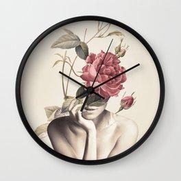 Bloom 3 Wall Clock
