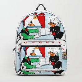 Chasoffart-Congrats! Backpack