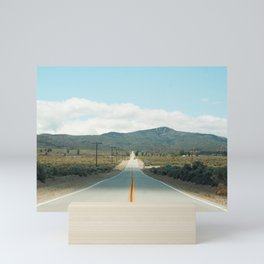 What Lies Ahead Mini Art Print