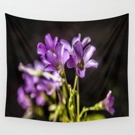 Springtime Blooms Wall Tapestry