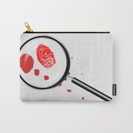 Detectives Magnifying Glass Carry-All Pouch