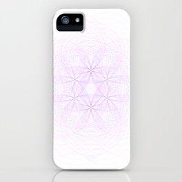 Fractal Force iPhone Case