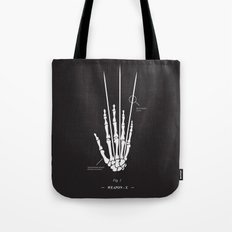 Weapon-X Tote Bag