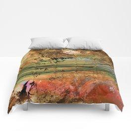 Raw Earth Comforters