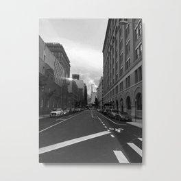 Downtown NYC Metal Print
