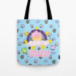 Cupcake Goddess 2 Tote Bag