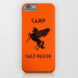 Camp Half-Blood iPhone Case