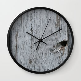 old wood Wall Clock