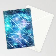 Gundam Retro Space 3 - No text Stationery Cards