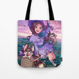 Witch ! Tote Bag