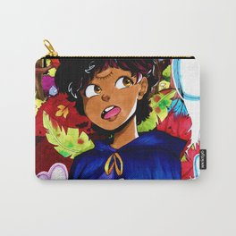 The Garden Witch Carry-All Pouch