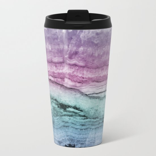 Mystic Stone Serenity Dream Metal Travel Mug