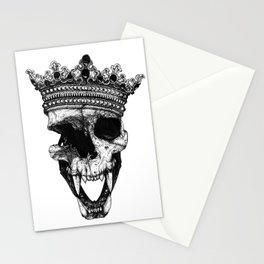Ancients Kings : The Lion Stationery Cards