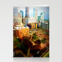 denver Stationery Cards featuring Denver by Stolen Milk