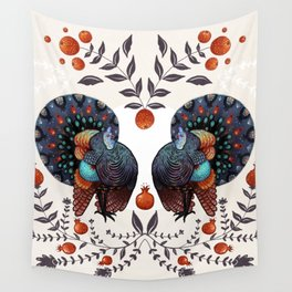 November Wall Tapestry