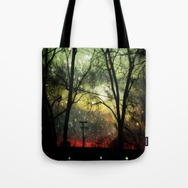 Tangle Tote Bag