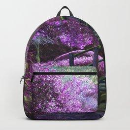 Monet's Garden (Color) Backpack