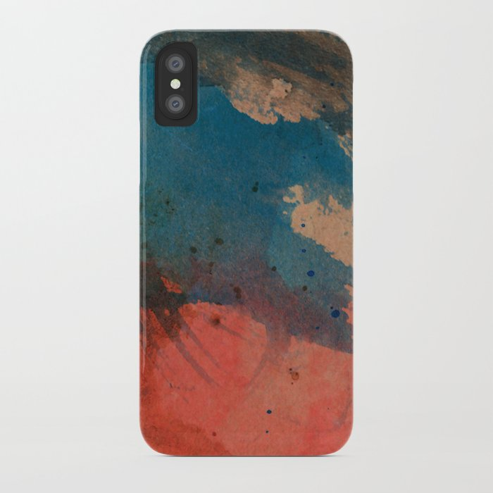 Attack in Surfers Paradise iPhone Case