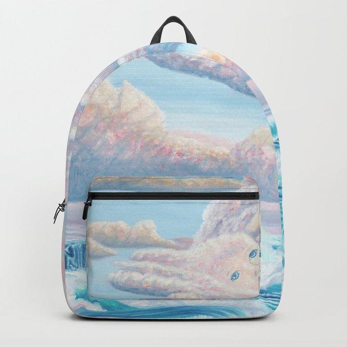 Les anges gardiens de l'amour Backpack