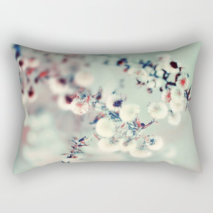 Midwinter Daydream Rectangular Pillow