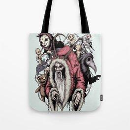 Krampus 2.0 Tote Bag