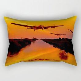On the Run Rectangular Pillow