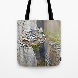 Lampshade Landscape Tote Bag