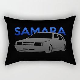 Lada Samara Rectangular Pillow