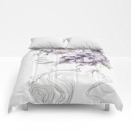 Disconnected Comforters