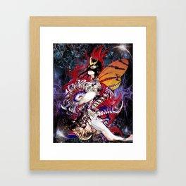 Beside Myself ~ One Summer Dream Part II Framed Art Print