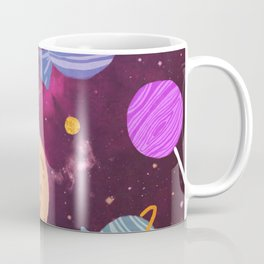 Sweet Planets Coffee Mug