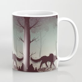 Wolf Parade Coffee Mug