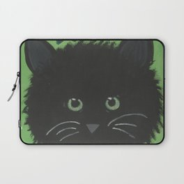 Paws amongst the flowers Laptop Sleeve