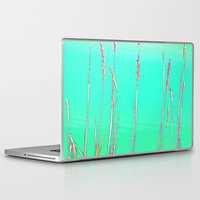 grass Laptop & iPad Skins featuring Grass by Anne Millbrooke
