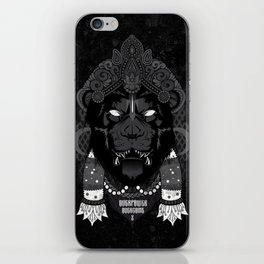 Overpower Overcome iPhone Skin