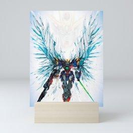 Wing Zero Custom Mini Art Print