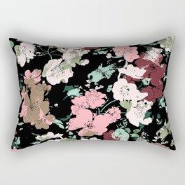 Field Bouquet Rectangular Pillow