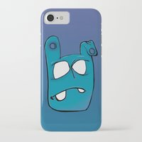 no face iPhone & iPod Cases featuring Face by Chris Napolitano