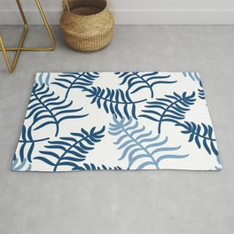 Tropical Patterns Rug