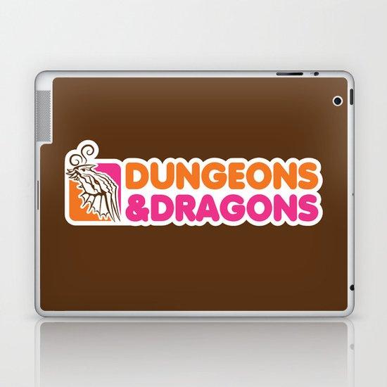 D&D All Nighter Laptop & iPad Skin