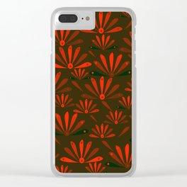 zappwaits artwork Clear iPhone Case