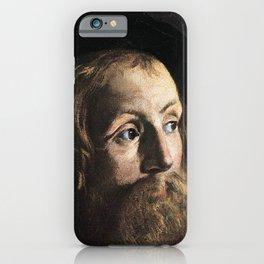 Michelangelo Merisi da Caravaggio - Untitled iPhone Case