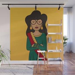 Desi Daria Wall Mural