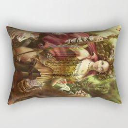 Jamie of the Jungle Rectangular Pillow