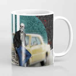 Classic Skull Coffee Mug