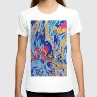 fringe T-shirts featuring fringe by Glint & Lime Art