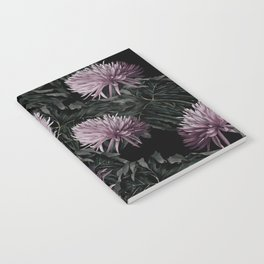 Night Floral Notebook