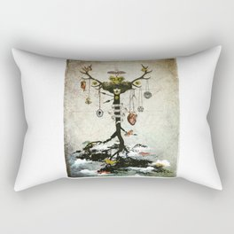 Supernatural - Strange Fruit Rectangular Pillow
