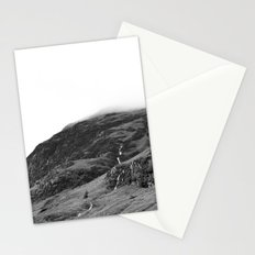 Mountains, Highlands, Scotland. Stationery Cards