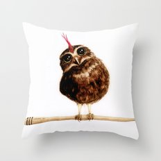 Rock on! Throw Pillow